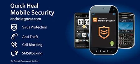Quick Heal Mobile Security 1.01.070 آنتی ویروس کوییک هیل