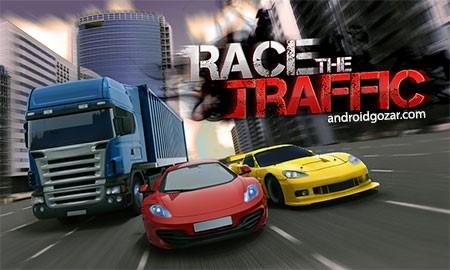 Race The Traffic 1.0.17 دانلود بازی موبایل مسابقه در ترافیک+مود