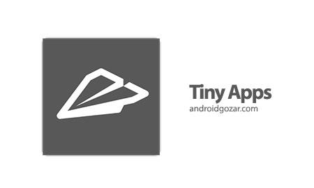 Tiny Apps (floating) PRO 1.101adt دانلود نرم افزار چند وظیفه ای در اندروید