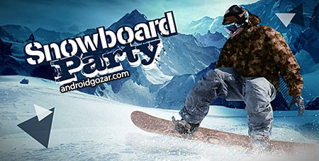 Snowboard Party 1.1.4 دانلود بازی موبایل مهمانی اسنوبورد+دیتا