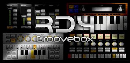 RD4 Groovebox 2.2.0 دانلود نرم افزار آهنگسازی پیشرفته