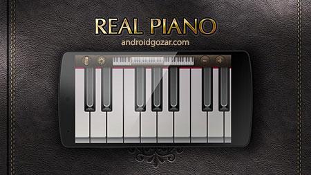 Gismart Piano 1.2.0 دانلود نرم افزار آموزش پیانو