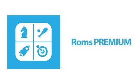 Roms PREMIUM 6.1 نرم افزار دانلود و اجرای بازی های کلاسیک