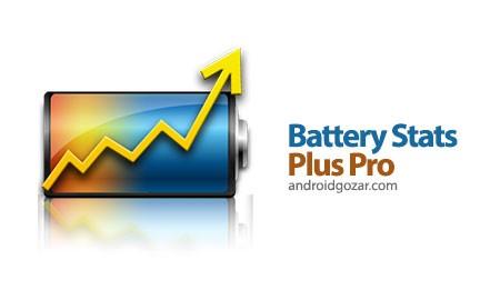 Battery Stats Plus Pro 3.2.101 Unlocked دانلود نرم افزار وضعیت باتری