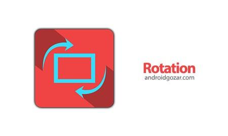 Rotation – Orientation Manager Full 6.1.1 تنظیم جهت صفحه اندروید