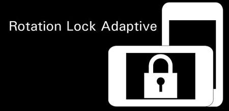 Rotation Lock Adaptive 2.07 دانلود نرم افزار چرخش دستی صفحه نمایش