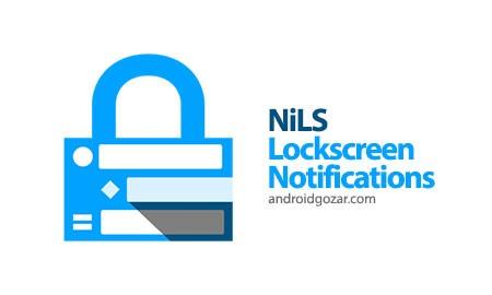 NiLS Lockscreen Notifications FULL 1.6.0.477 دانلود نرم افزار اعلان های صفحه قفل