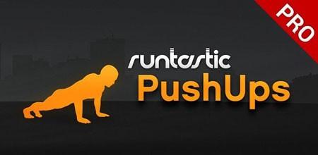 Runtastic Push-Ups Workout PRO 1.10 تمرینات شنا رفتن