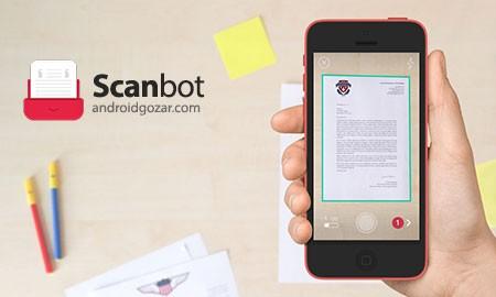 Scanbot Pro – PDF Document Scanner 6.5.7.192 ایجاد اسکن PDF با کیفیت بالا
