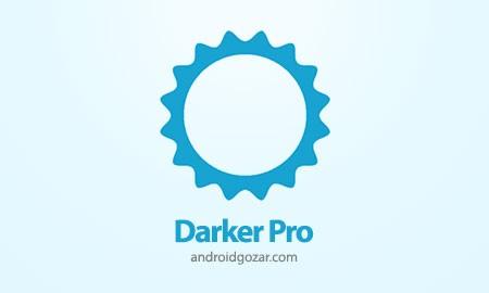 Darker Pro 2.4.3 Patched دانلود نرم افزار فیلتر صفحه نمایش