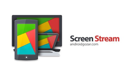 Screen Stream Mirroring 2.3.1b اشتراک صفحه نمایش اندروید