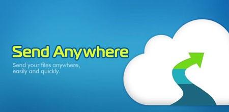 Send Anywhere 7.1.31 دانلود نرم افزار اشتراک فایل اندروید