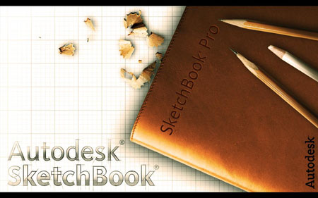 SketchBook Pro 3.7.2 دانلود نرم افزار نقاشی و طراحی حرفه ای اندروید
