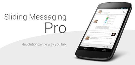 Sliding Messaging Pro 8.8.1 دانلود نرم افزار مدیریت اس ام اس ها