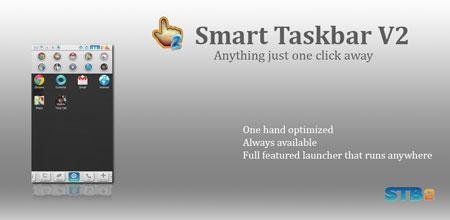 Smart Taskbar 2 (V2) PRO 2.2.4 دانلود نرم افزار نوار وظیفه هوشمند