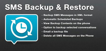 SMS Backup & Restore Pro 7.50 پشتیبان گیری و بازیابی SMS