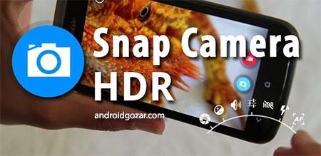 Snap Camera HDR 8.1.2 دانلود نرم افزار دوربین HDR کامل، گالری و ویرایشگر عکس