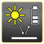solar-battery-charger-icon