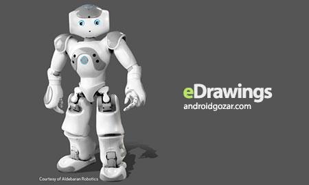 eDrawings 2.2.0 Patched دانلود نرم افزار مشاهده و چاپ فایل های CAD