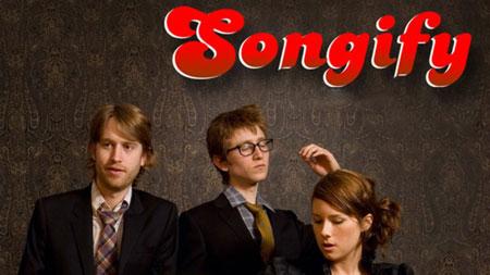Songify 1.0.9 Unlocked دانلود نرم افزار قرار دادن آهنگ روی صدا