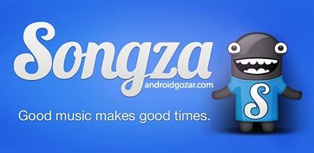 Songza 5.1.0.6 Ad-Free دانلود نرم افزار پخش آهنگ مطابق موقعیت