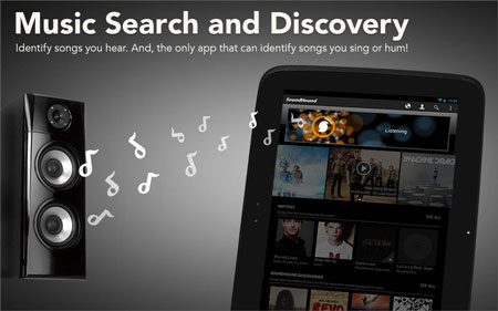 SoundHound ∞ Music Search 7.1.3 Paid دانلود نرم افزار جستجوی آهنگ