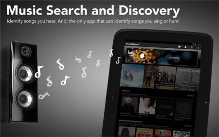 SoundHound ∞ Music Search 7.5.0 دانلود نرم افزار جستجوی آهنگ
