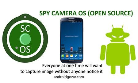 Spy Camera OS 2 (SC-OS2) 0.3.9 Donate دانلود نرم افزار دوربین جاسوسی