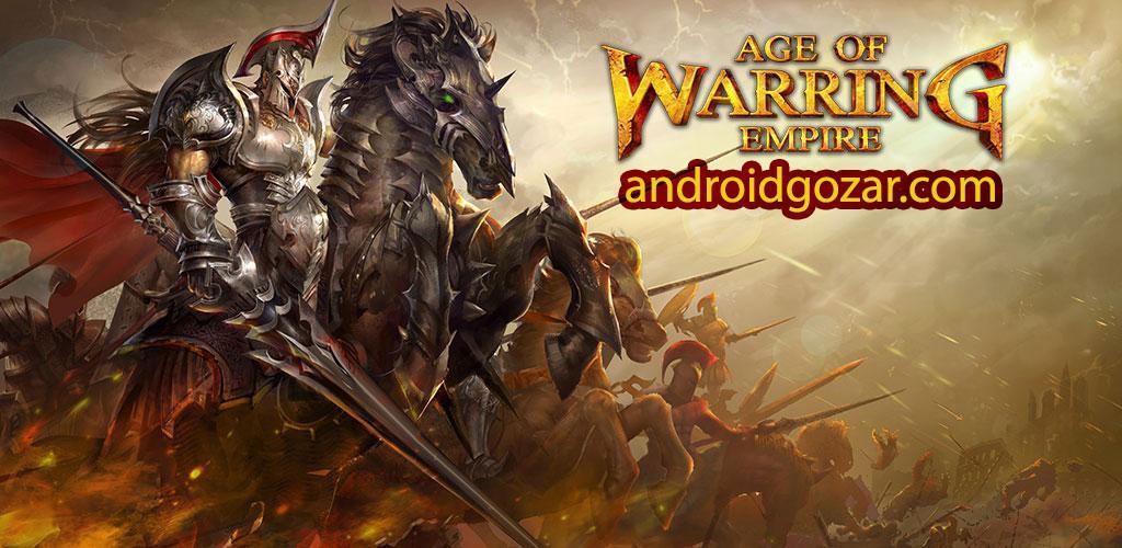 Age of Warring Empire 2.4.43 دانلود بازی استراتژی عصر امپراتوری متخاصم
