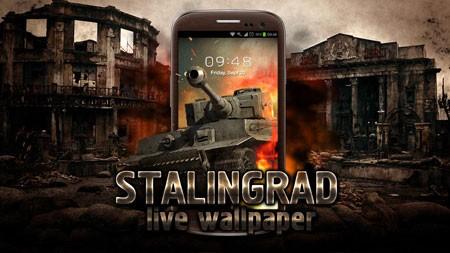 Stalingrad Live wallpaper 1.0.8 دانلود لایو والپیپر استالینگراد