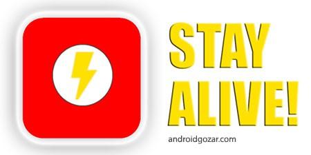 Stay Alive! Keep screen awake Donate 1.9.5.1 روشن داشتن صفحه