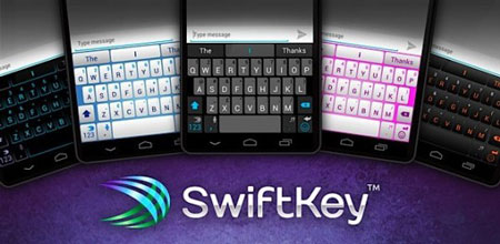 SwiftKey Keyboard FULL 6.5.5.27 دانلود کیبورد سریع اندروید + مود