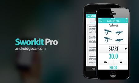 Sworkit Personalized Workouts Premium 7.3.2 تمرینات ورزشی در اندروید