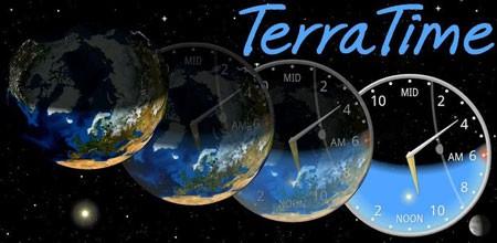 TerraTime 3.10 دانلود نرم افزار زمین مجازی