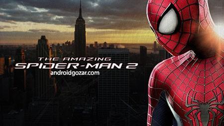 The Amazing Spider-Man 2 1.2.2f دانلود بازی مرد عنکبوتی شگفت انگیز 2+دیتا