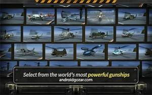 theonegames gunshipbattle 5 300x187 GUNSHIP BATTLE: Helicopter 3D 2.3.20 دانلود بازی نبرد هلیکوپتر جنگی+مود+دیتا