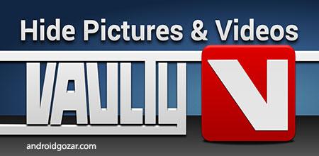 Vaulty Stocks 4.3.3 r4284 دانلود نرم افزار خزانه امن عکس ها و فیلم ها