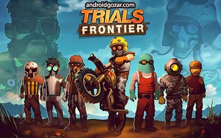 Trials Frontier 4.2.2 دانلود بازی موتور سواری محاکمات مرزی+مود+دیتا