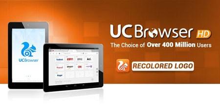 UC Browser HD 3.4.3.532 دانلود مرورگر تبلت