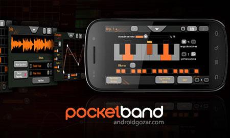 PocketBand Pro – Social DAW 3.7.2 دانلود نرم افزار ساخت آهنگ