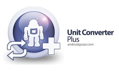 Unit Converter Plus 1.4.5.19 دانلود نرم افزار تبدیل واحد ها