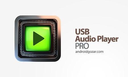 USB Audio Player PRO 3.2.6 دانلود پخش کننده صوتی USB اندروید