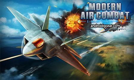 Modern Air Combat: Team Match 2.0.0 دانلود بازی مبارزه هوایی مدرن+دیتا