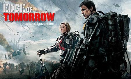 Edge of Tomorrow Game 1.0.3 دانلود بازی اکشن لبه فردا+دیتا