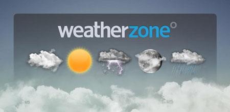 Weatherzone Plus 4.3.0 دانلود نرم افزار پیش بینی آب و هوا