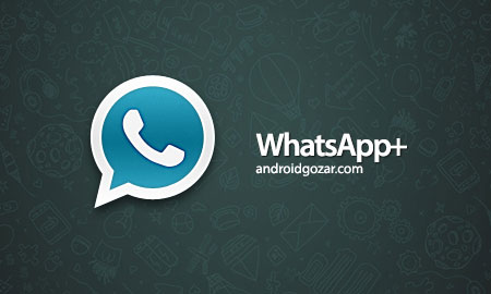 WhatsApp+ Plus 5.41 دانلود واتس اپ پلاس مود شده اندروید