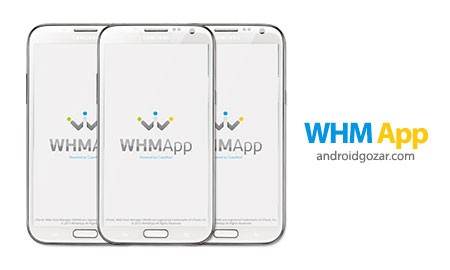 WHM App for Root & Reseller 1.4.4.0 مدیریت WHM