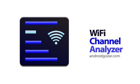 WiFi Channel Analyzer (no ads) 3.35 بهبود عملکرد وای فای