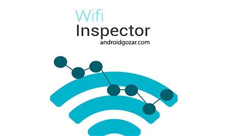 Wifi Inspector Pro 2.3 دانلود نرم افزار بازرس شبکه بی سیم