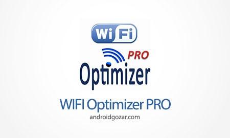 WIFI Optimizer PRO 6.21 دانلود نرم افزار بهینه سازی WiFi